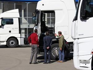 Зону парковки грузового транспорта сократят у нижегородского пивзавода
