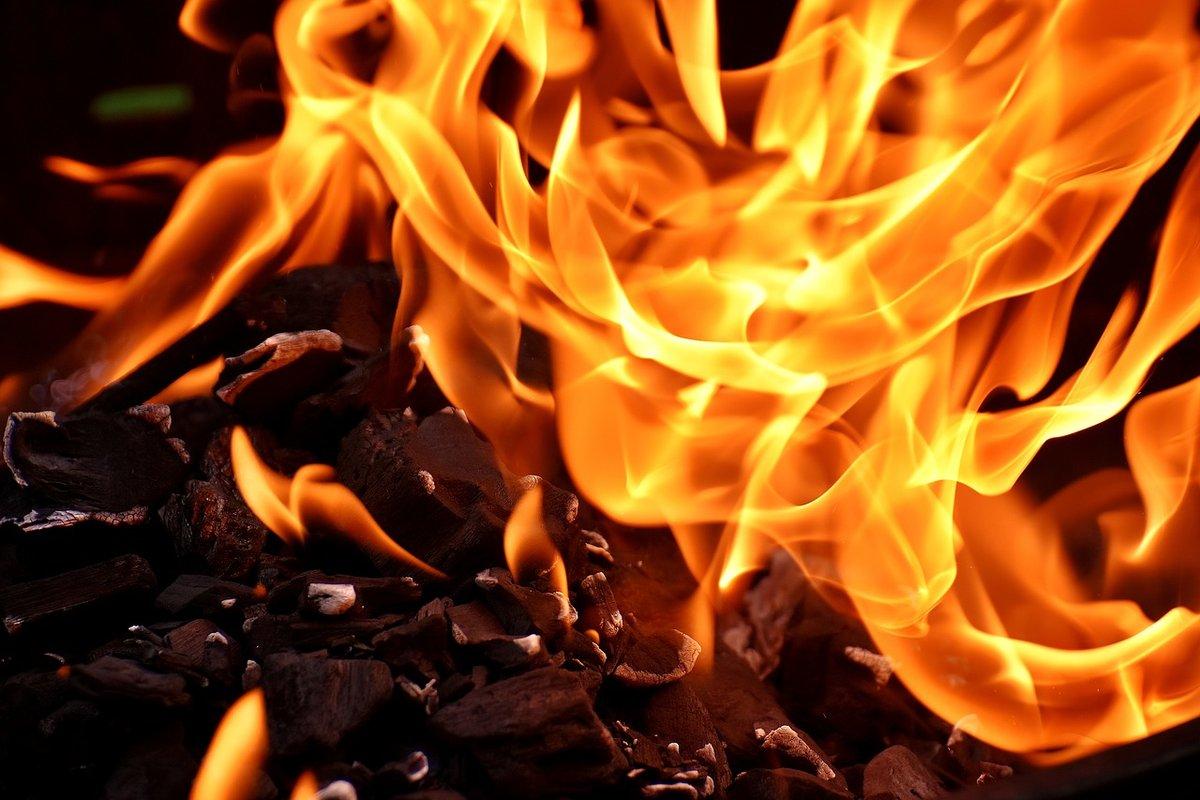 Два дома сгорели в Уренском районе - фото 1