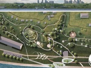 Девять вариантов развития парка «Горки» предложили нижегородские студенты