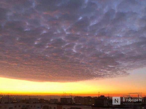 Утреннее небо поразило жителей Нижнего Новгорода - фото 4