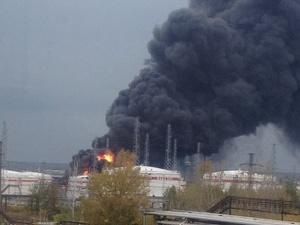 «ЛУКОЙЛ-Нижегороднефтеоргсинтез» оштрафовали за загрязнение воздуха