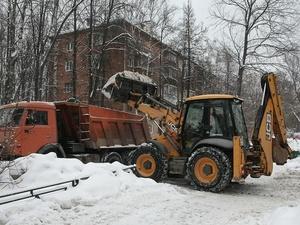 Прокуратура требует убрать дороги и дворы Нижнего Новгорода от снега