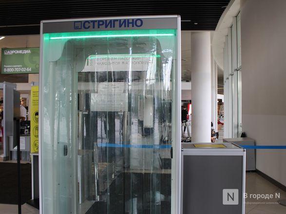 Уникальные дезинфекционные тоннели появились в нижегородском аэропорту - фото 17