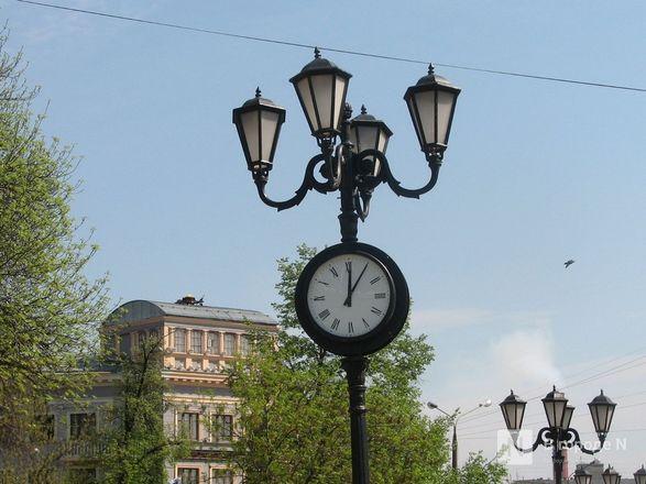 Хранители времени: самые необычные уличные часы Нижнего Новгорода - фото 50