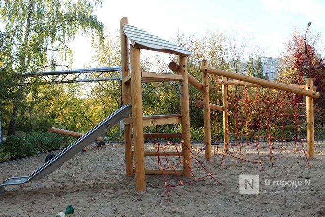Самолеты, силуэты, яблони: Как преобразился Нижегородский район - фото 30