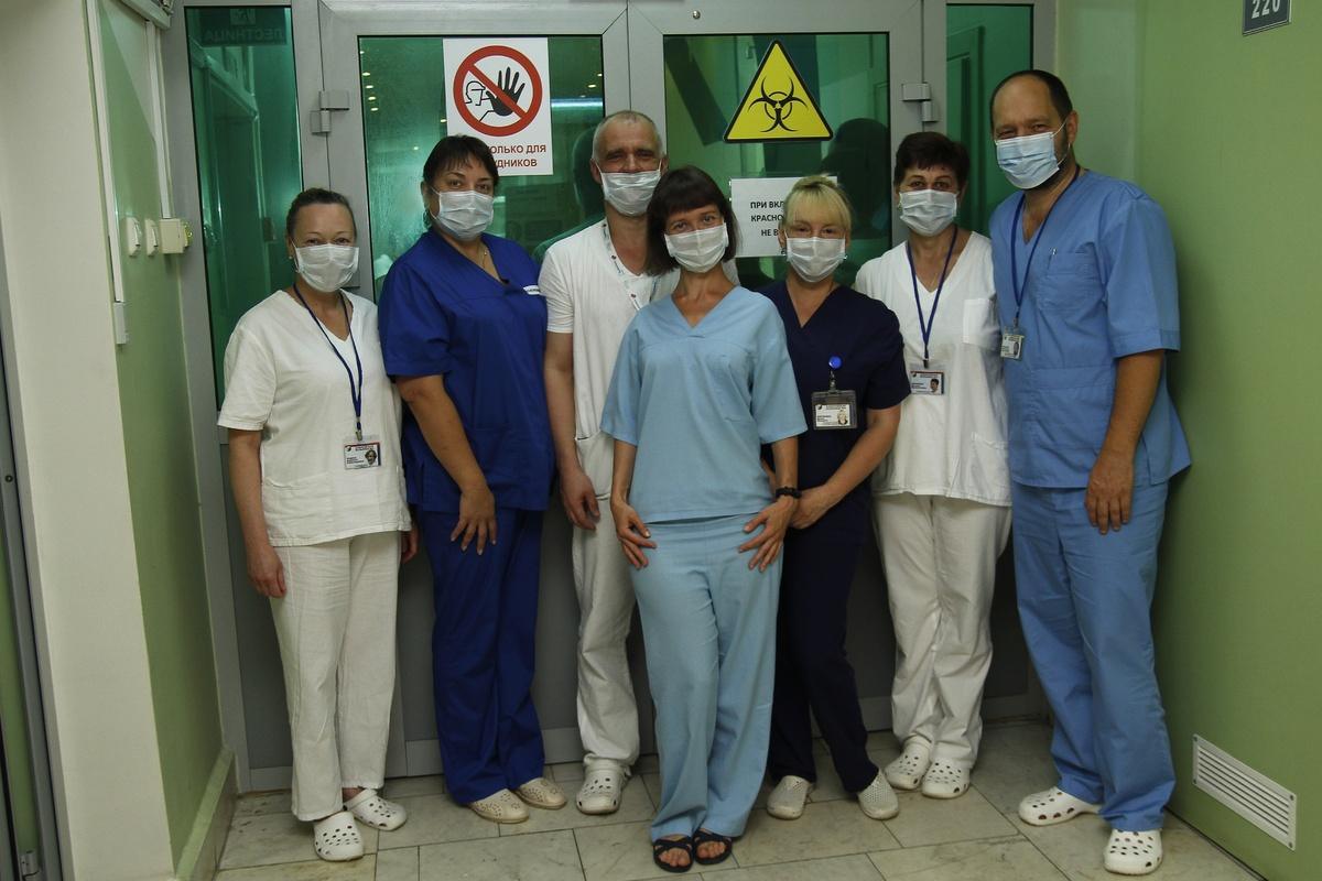 Замглавврача COVID-госпиталя рассказала, как больница превратилась в COVID-госпиталь за две недели - фото 5
