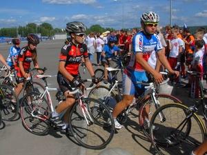 Движение транспорта в микрорайоне Юг перекроют на время велопробега
