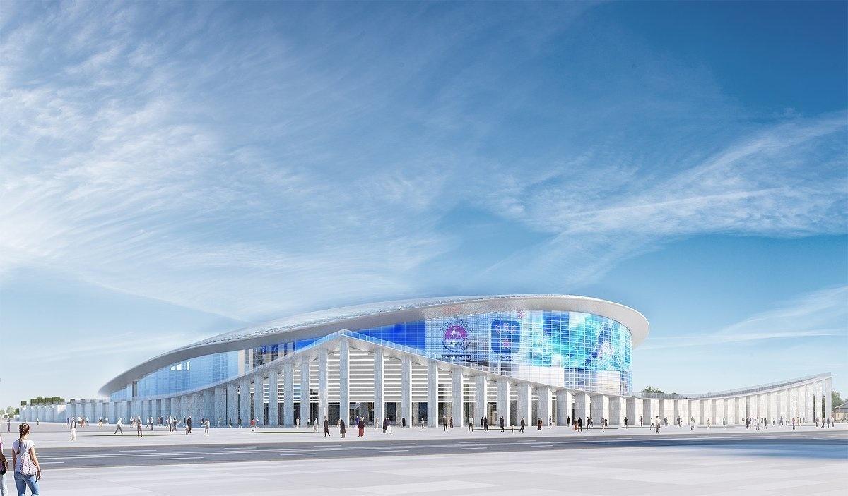 Частный инвестор проявил интерес к строительству Ледового дворца на Стрелке - фото 1