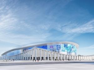 Вопрос о смене места строительства нижегородской ледовой арены пока не рассматривается