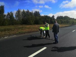 Пять км трассы Работки — Порецкое отремонтировали в Сеченовском районе