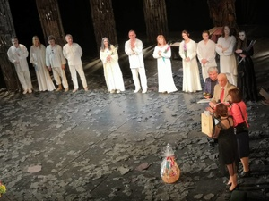 Труппа нижегородского драмтеатра завоевала награды Рыбаковского фестиваля