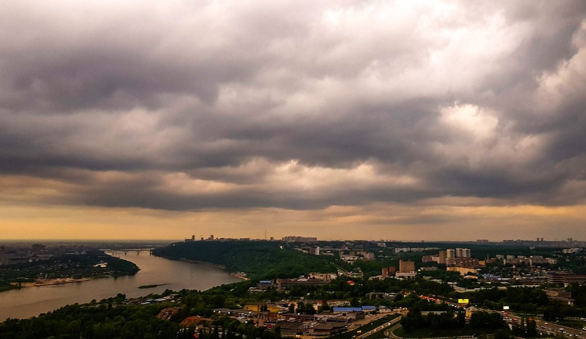 Грозы, дожди и 24°C тепла ждут нижегородцев в выходные - фото 1
