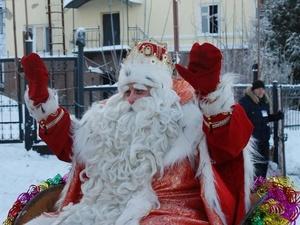 Дед Мороз из Великого Устюга встретится с нижегородцами в Автозаводском парке