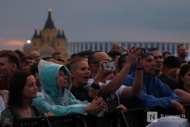 Над Нижним Новгородом прозвучал «Рок чистой воды»: люди, музыка, экология - фото 30