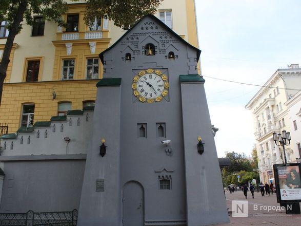 Хранители времени: самые необычные уличные часы Нижнего Новгорода - фото 2