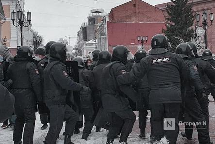 Как прошел второй протестный митинг в Нижнем Новгороде