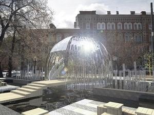 Фонтан на площади Маркина в Нижнем Новгороде открывать не будут