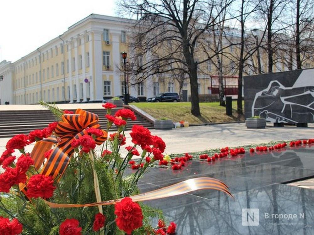 Ректор НГТУ им. Р. Е. Алексеева поздравил ветеранов и коллег с Днем Победы - фото 1