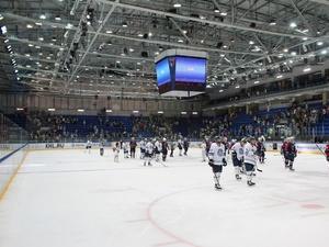 Ледовый дворец на Стрелке будет вмещать 12 тысяч зрителей