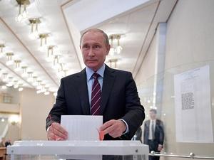«Единая Россия» проведет сбор подписей за Владимира Путина