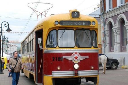 Мэрия Нижнего Новгорода проверит закупку 11 ретро-трамваев