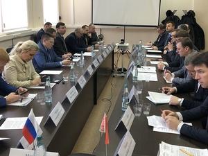 Региональный Минстрой ждет от белорусских коллег сведения о земельных участках для строительства «Нижегородского квартала»