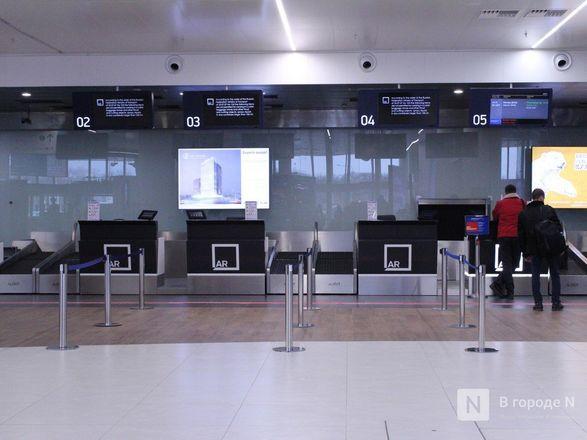 Коронавирус не пройдет: в нижегородском аэропорту усилили меры безопасности - фото 27