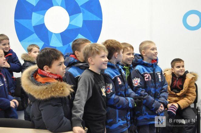 Ирина Слуцкая с ледовым шоу открыла площадку «Спорт Порт» в Нижнем: показываем, как это было - фото 7