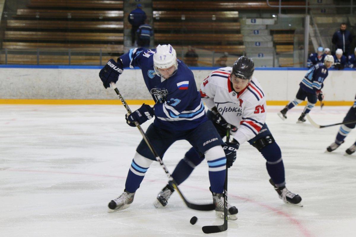 ХК «Торпедо-Горький» стартовал с победы в первом официальном матче - фото 1