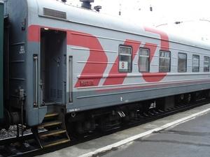 Перевозки контейнеров на Горьковской железной дороге выросли на 25,1% в январе—марте