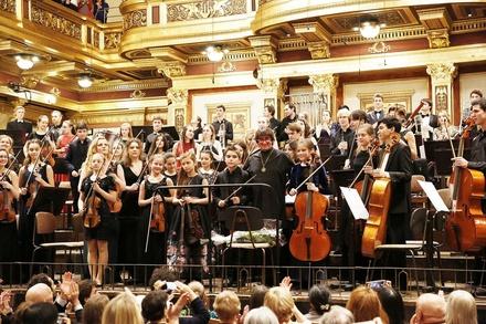 Уникальный юношеский оркестр даст концерт в Нижнем Новгороде