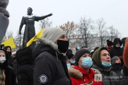 Митинг против коррупции вНижнем Новгороде