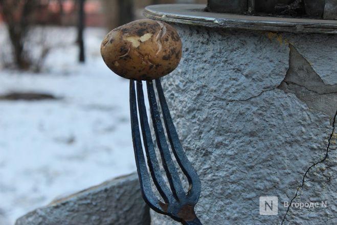 Галоши, ложка, объявление: памятники каким предметам установили в Нижнем Новгороде - фото 13