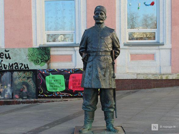 Труд в бронзе и чугуне: представителей каких профессий увековечили в Нижнем Новгороде - фото 23