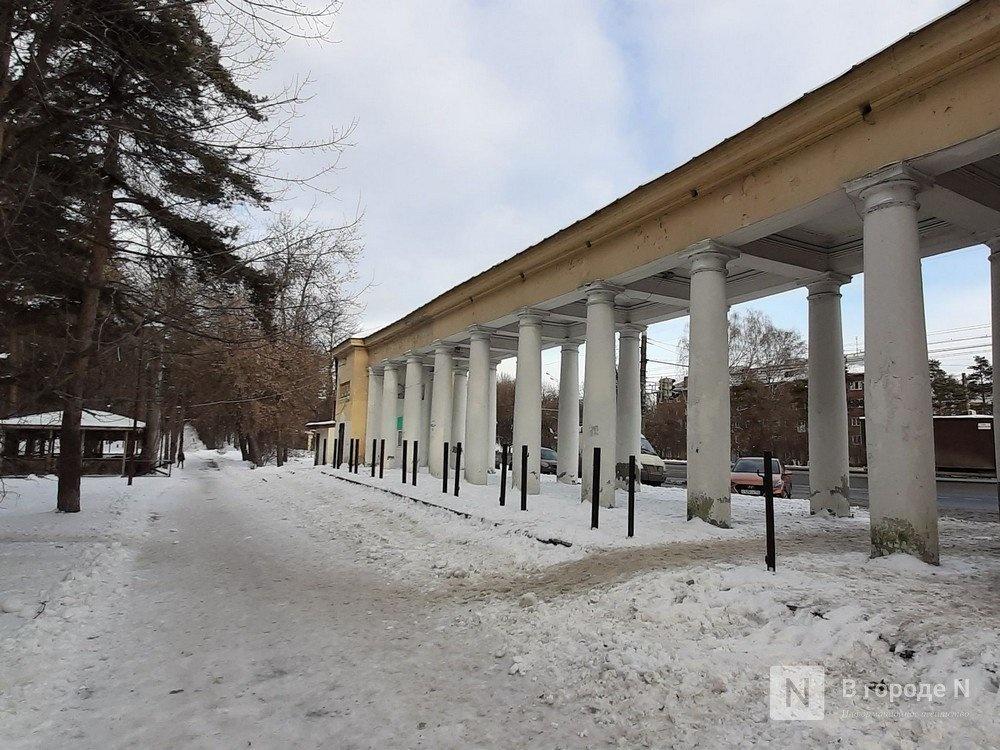 Ограду и девять входов отреставрируют в парке «Швейцария»