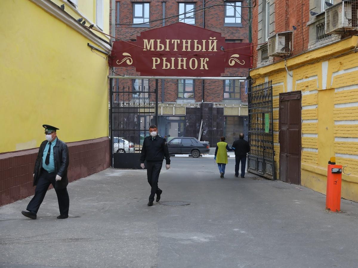 Минстрой одобрил строительство ТЦ на месте Мытного рынка - фото 1