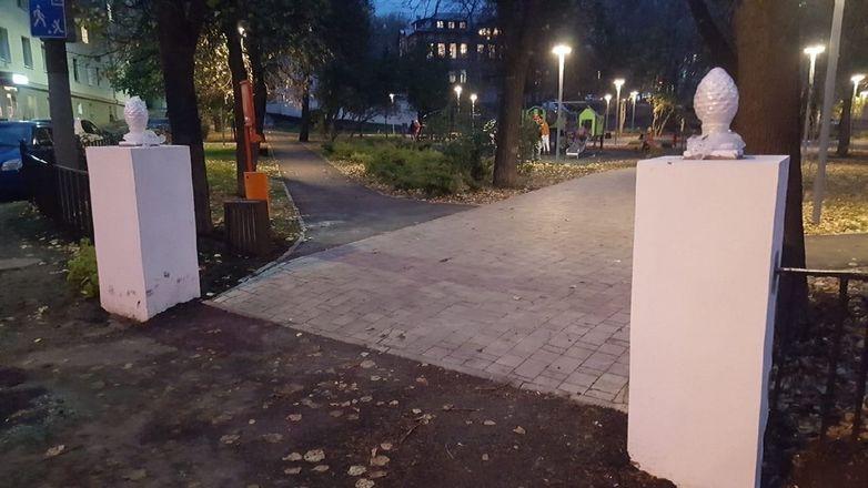 Нижегородцы недовольны шишками на ограде Ковалихинского сквера - фото 2