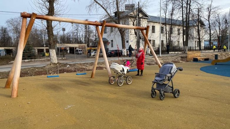 Сквер Корабелов в Навашине ждет дополнительное озеленение - фото 6
