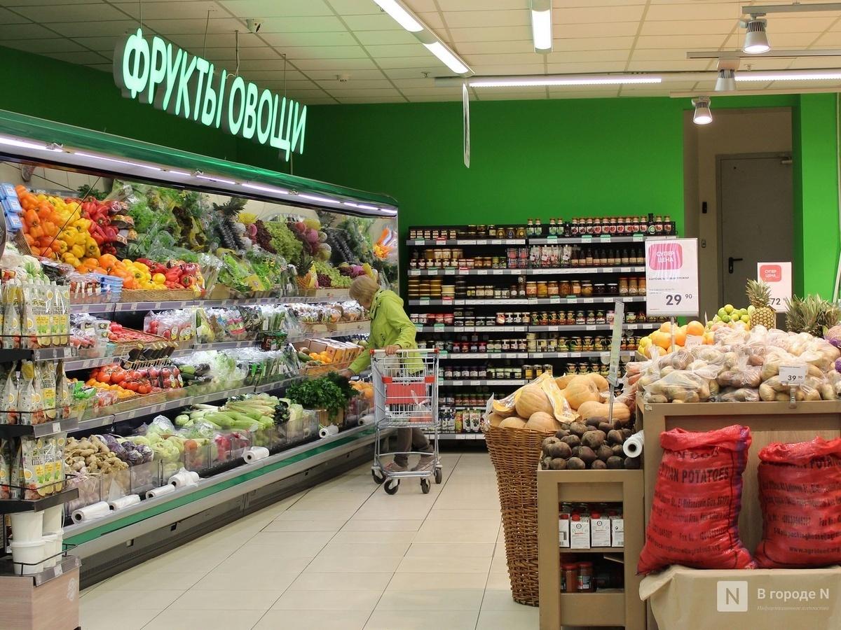 Более 4 тысяч рублей составила стоимость минимального набора продуктов в Нижегородской области - фото 1