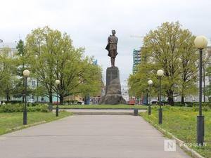 Никитин обещал нижегородцам благоустроить площадь Горького