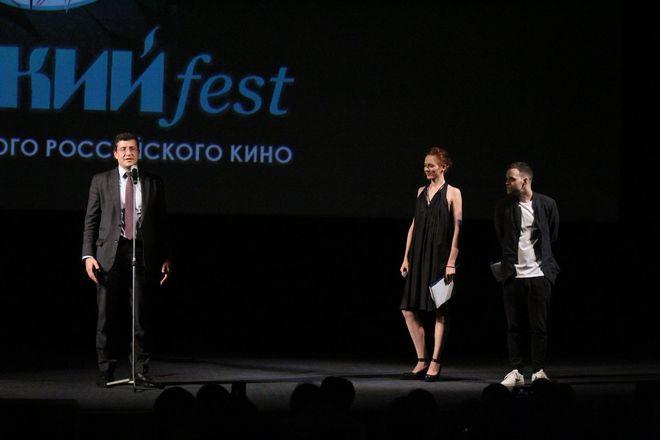 Звезды российского кино приехали в Нижний Новгород на «Горький fest» - фото 31