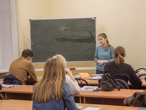 Языковые курсы в НГЛУ «Грамотность устной и письменной речи (русский язык)» собрали разновозрастную аудиторию