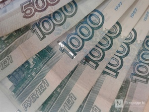 Почти полмиллиона рублей похитили у нижегородцев лжесотрудники банка