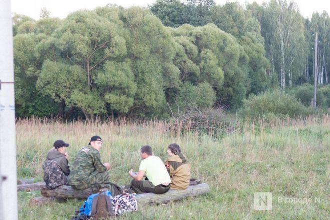 «Мы будем искать столько, сколько нужно»: россияне три дня искали Зарину Авгонову в Нижегородской области - фото 22
