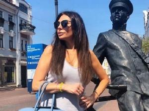 Актриса Наталья Бочкарева «сбежала» в Нижний Новгород на свой день рождения