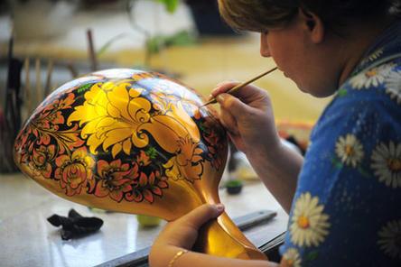 Фестиваль художественных промыслов пройдет на Нижегородской ярмарке